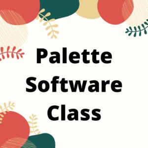 Palette Software Class