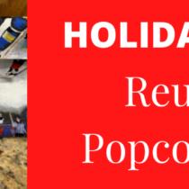Holidays 2020 Reusable Popcorn Bag Project | Discount Fabric Warehouse